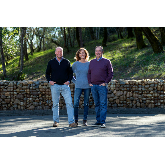 owners of amici cellars