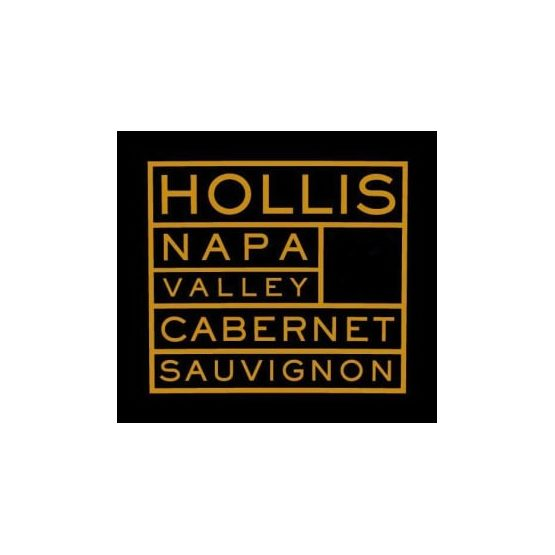 Stewart Cellars Hollis Napa Valley Cabernet Sauvignon Label