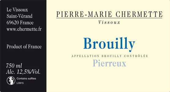 2008 Brouilly