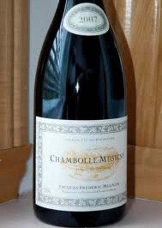 2008 Chambolle Musigny