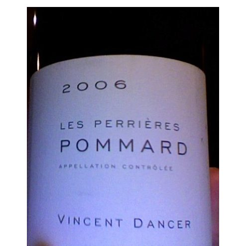 2009 Pommard Perrieres