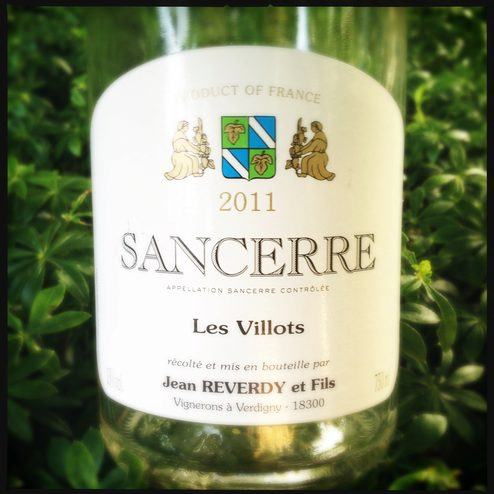 2012 Sancerre Rose