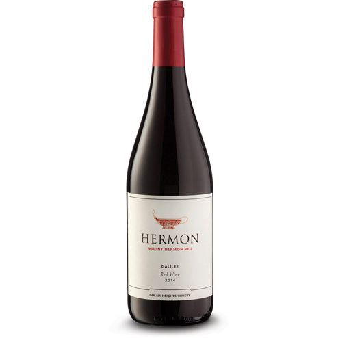2014 Mount Hermon Red