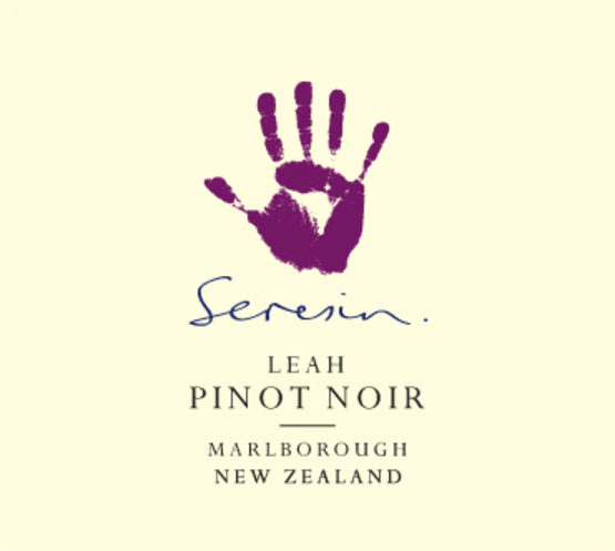 Seresin Leah Pinot Noir Marlbourough Label