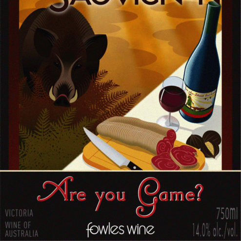 Fowles Wines Are You Game Cabernet Sauvignon