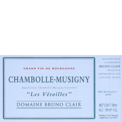 bruno clair chambolle veroilles