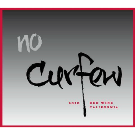 No curfew Red Wine