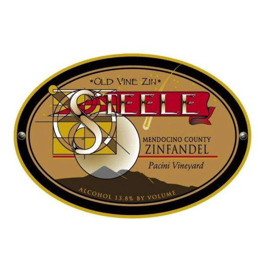 Steele Zinfandel Pacini Label