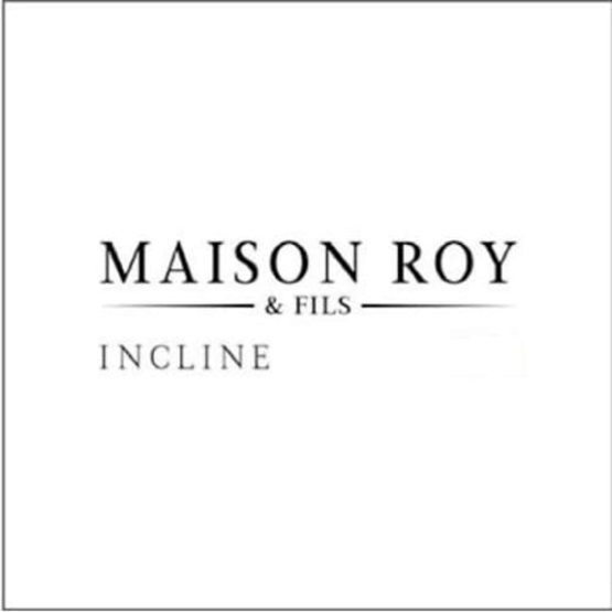 Maison Roy Incline Pinot Noir Dundee Hills Label