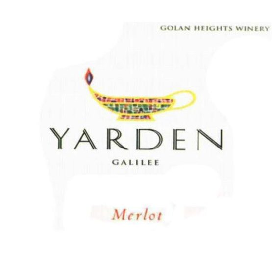 Yarden Merlot Label