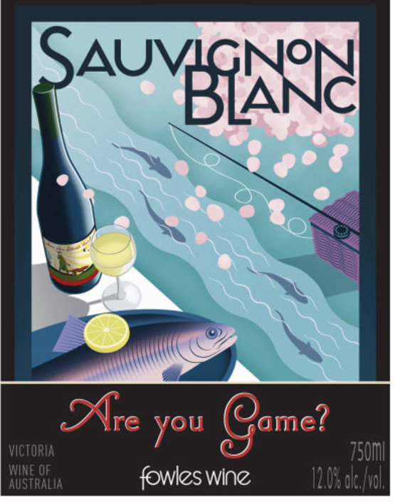 Fowles Wines Are You Game? Sauvignon Blanc